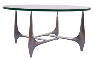 Sculptural Knut Hesterberg Coffee Table