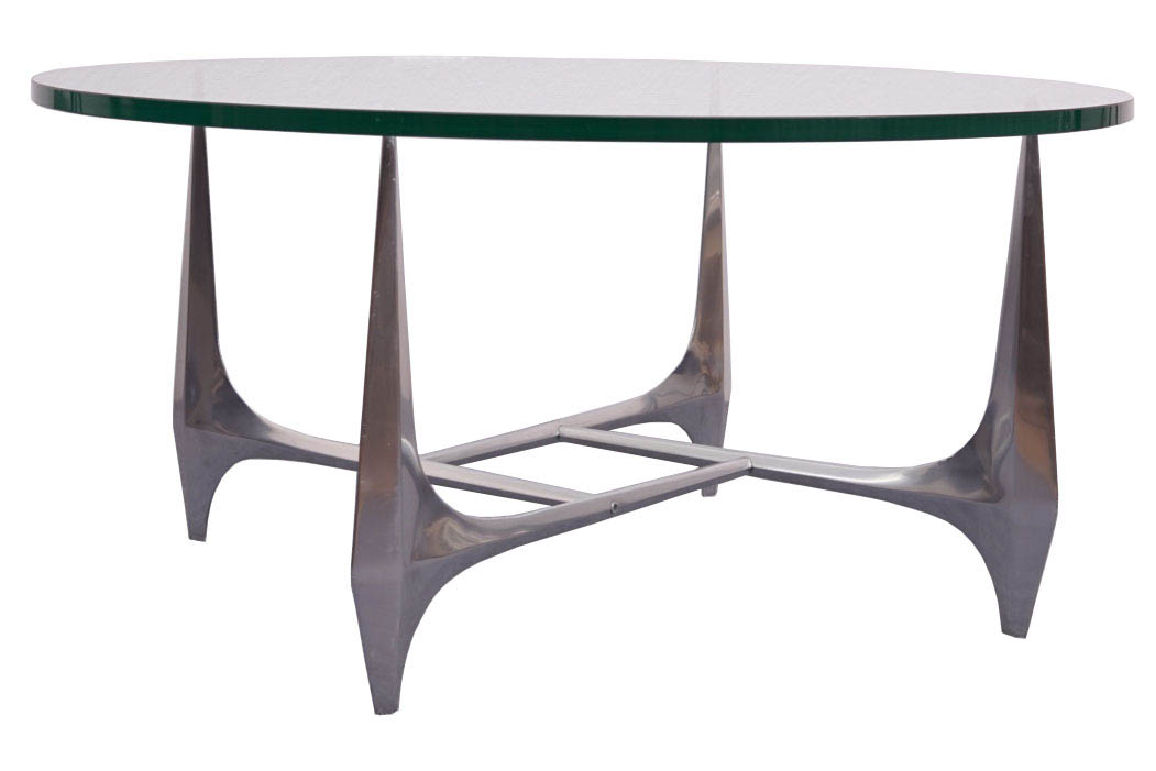 Sculptural Knut Hesterberg Coffee Table