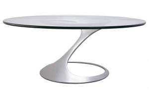 Rare Knut Hesterberg Coffee Table