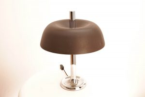 Large Hillebrand Table Lamp