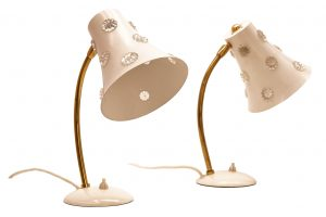 Emil Stejnar Table Lamps