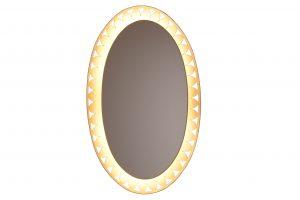 Ernest Igl Oval Mirror