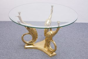 Peacock Coffee Table