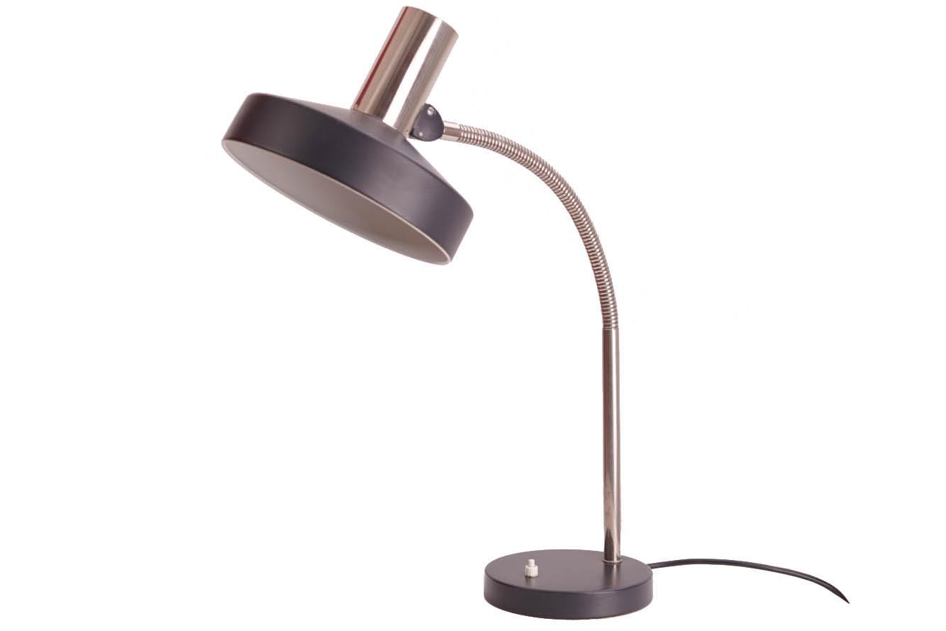 kaiser leuchten desk light with black shade galerie libelle. Black Bedroom Furniture Sets. Home Design Ideas