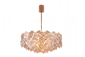 Gilt Kinkeldey Chandelier - five tier