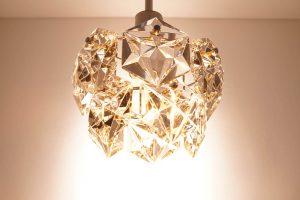 Two Tier Kinkeldey Ceiling Lamp