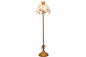 Hollywood Regency Floor Lamp