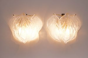 Pair of Novaresi Wall Sconces
