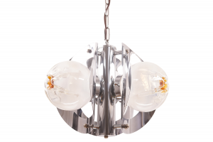 Mazzega Murano Glass Chandelier