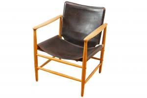 Safari Chair by Kai Lyngfeldt Larsen