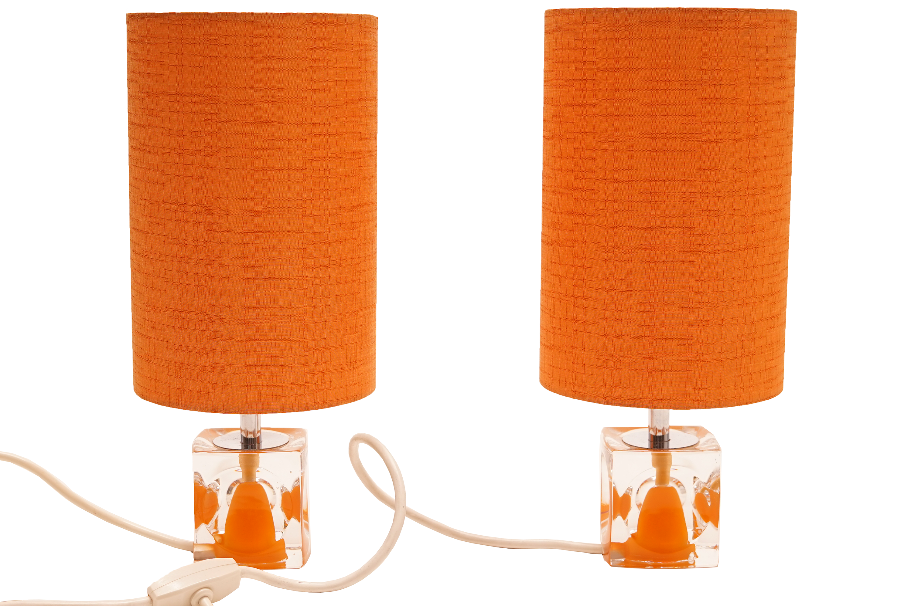 Space Age Table Lamps