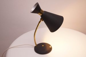 Mid-Century Diabolo Lamp